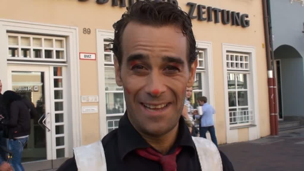 Stadtspektakel Landshut - Javi Javichi